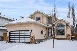 Photo 1: 312 Hawkstone Close NW in Calgary: Hawkwood Detached for sale : MLS®# A1084235