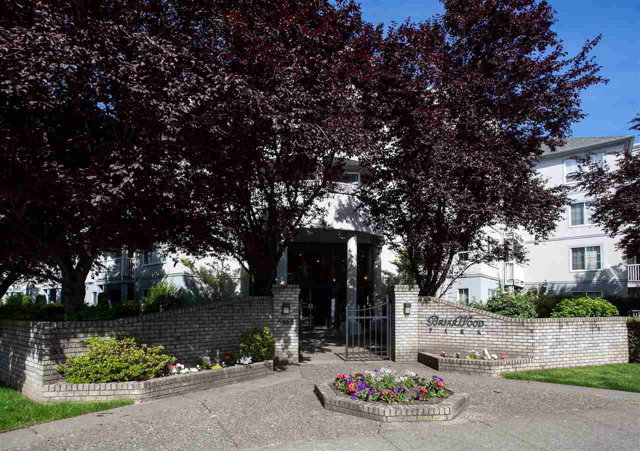 """Main Photo: 208 5465 201 Street in Langley: Langley City Condo for sale in """"Briarwood Park"""" : MLS®# R2072706"""