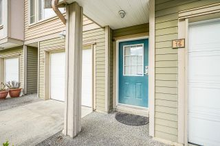 """Photo 25: 16 5388 201A Street in Langley: Langley City Townhouse for sale in """"THE COURTYARD"""" : MLS®# R2594705"""
