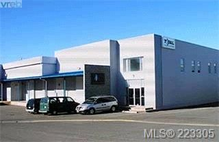 Main Photo:  in VICTORIA: SW Rudd Park Industrial for lease (Saanich West)  : MLS®# 417020
