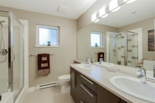 """Photo 16: 27 1125 KENSAL Place in Coquitlam: New Horizons Townhouse for sale in """"KENSAL WALK"""" : MLS®# R2035767"""