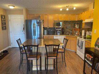 Photo 2: 419 5350 199 Street in Edmonton: Zone 58 Condo for sale : MLS®# E4242493