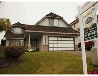 """Photo 1: 8139 151ST Street in Surrey: Bear Creek Green Timbers House for sale in """"MORNINGSIDE"""" : MLS®# F2812331"""