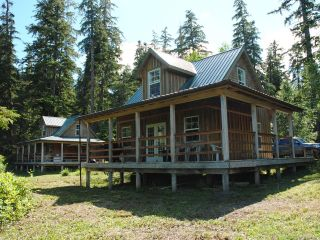 Photo 1: 232 Croft St in WINTER HARBOUR: NI Port Hardy House for sale (North Island)  : MLS®# 835265