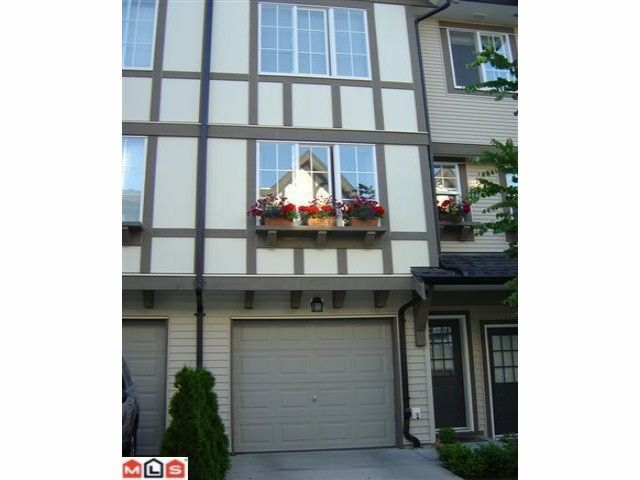 """Main Photo: 47 20875 80TH Avenue in Langley: Willoughby Heights Townhouse for sale in """"PEPPERWOOD"""" : MLS®# F1006399"""