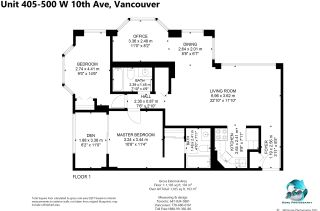 "Photo 21: 405 500 W 10TH Avenue in Vancouver: Fairview VW Condo for sale in ""Cambridge Court"" (Vancouver West)  : MLS®# R2575111"