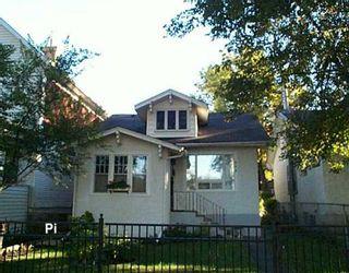 Photo 1: 249 MACHRAY Avenue in Winnipeg: North End Single Family Detached for sale (North West Winnipeg)  : MLS®# 2615849