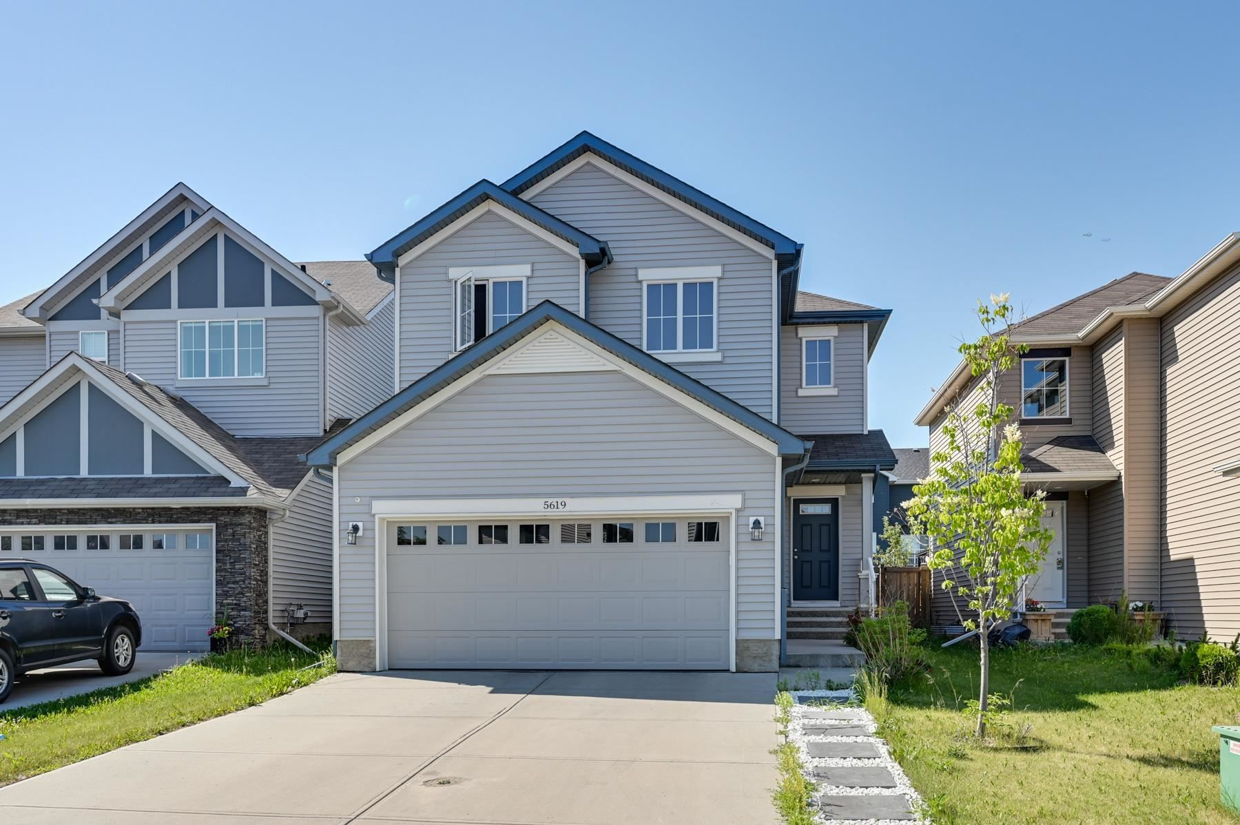 Main Photo: 5619 18 Avenue in Edmonton: Zone 53 House for sale : MLS®# E4252576