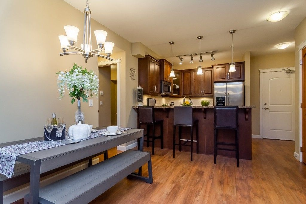 """Photo 21: Photos: 155 8328 207A Street in Langley: Willoughby Heights Condo for sale in """"YORKSON CREEK"""" : MLS®# R2201226"""