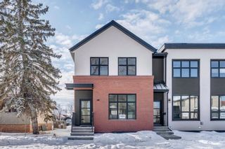 Main Photo: 1433 10 Avenue SE in Calgary: Inglewood Row/Townhouse for sale : MLS®# A1073694