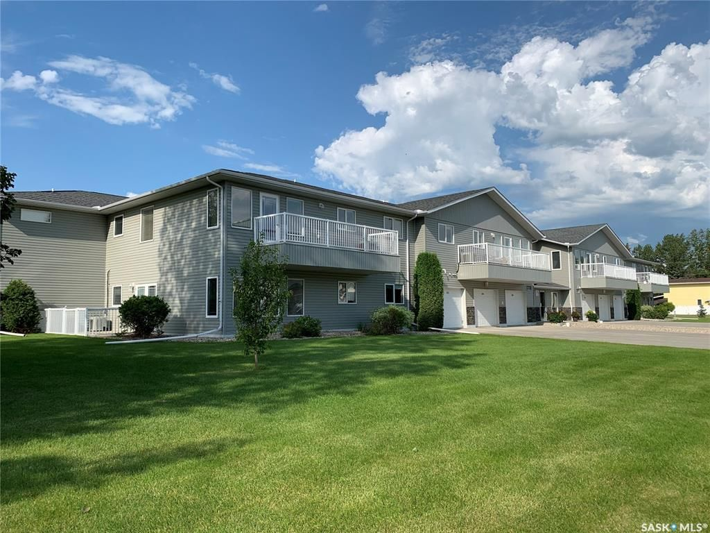 Main Photo: 207 201 8th Avenue East in Watrous: Residential for sale : MLS®# SK844244