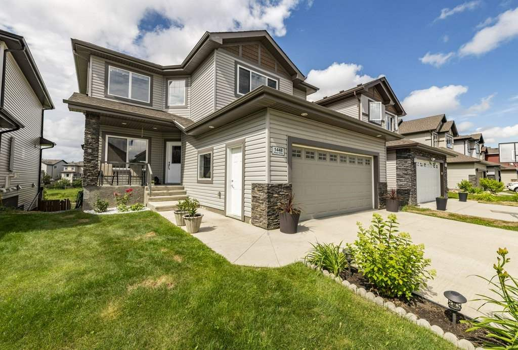 Main Photo: 1448 HAYS Way in Edmonton: Zone 58 House for sale : MLS®# E4229642