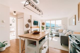 """Photo 8: 520 1211 VILLAGE GREEN Way in Squamish: Downtown SQ Condo for sale in """"Rockcliff"""" : MLS®# R2560335"""