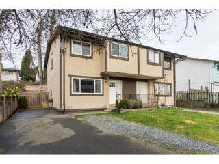 Photo 1: 32401 GREBE Crescent in Mission: Mission BC 1/2 Duplex for sale : MLS®# R2335806