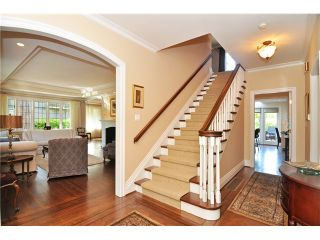 Photo 4: 1749 W 38TH Avenue in Vancouver: Shaughnessy House  (Vancouver West)  : MLS®# V1068329