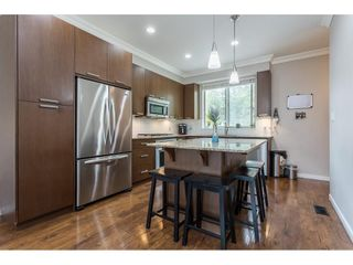 """Photo 8: 93 34248 KING Road in Abbotsford: Poplar Townhouse for sale in """"ARGYLE"""" : MLS®# R2585152"""