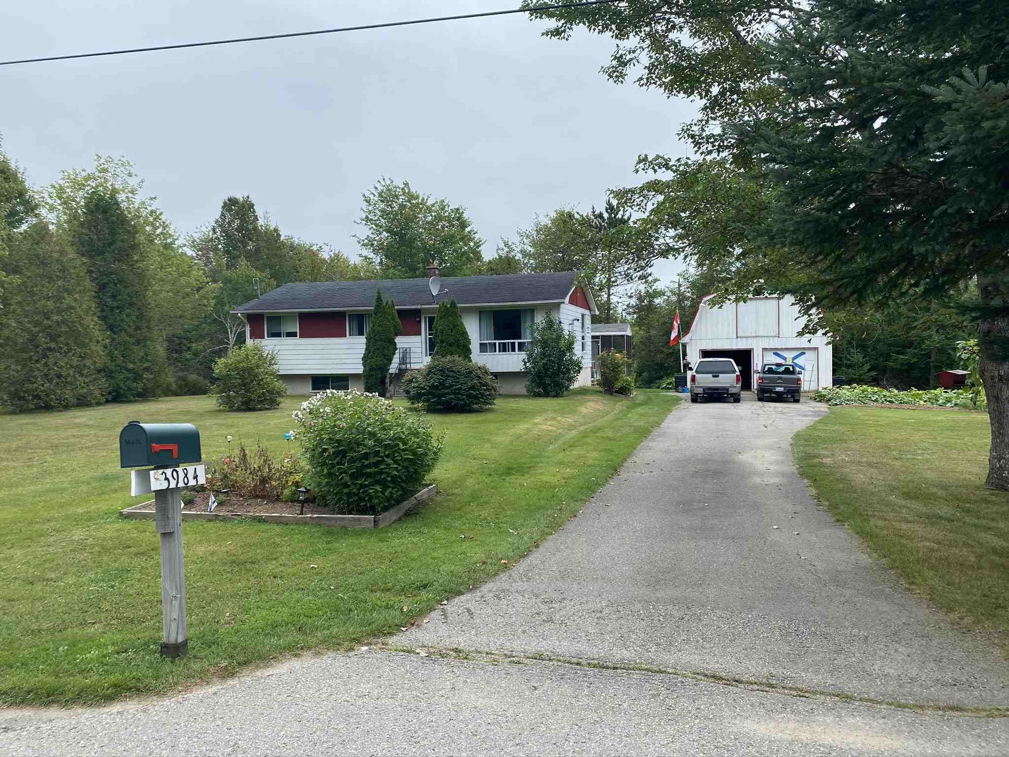 Main Photo: 3984 Cameron Settlement Road in Caledonia: 303-Guysborough County Residential for sale (Highland Region)  : MLS®# 202106224