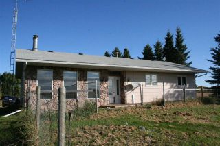 Photo 1: RR 220 And HWY 18: Rural Thorhild County House for sale : MLS®# E4227750
