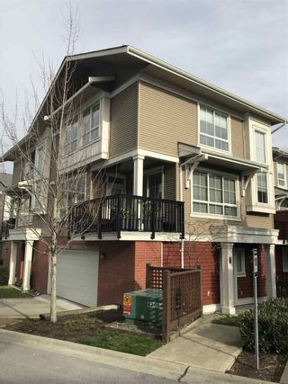 """Photo 1: 58 19505 68A Avenue in Surrey: Clayton Townhouse for sale in """"Clayton Rise"""" (Cloverdale)  : MLS®# R2239007"""