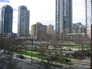 Photo 5: 308 488 Helmcken Street in Vancouver: Yaletown Condo for sale (Vancouver West)  : MLS®# V933394