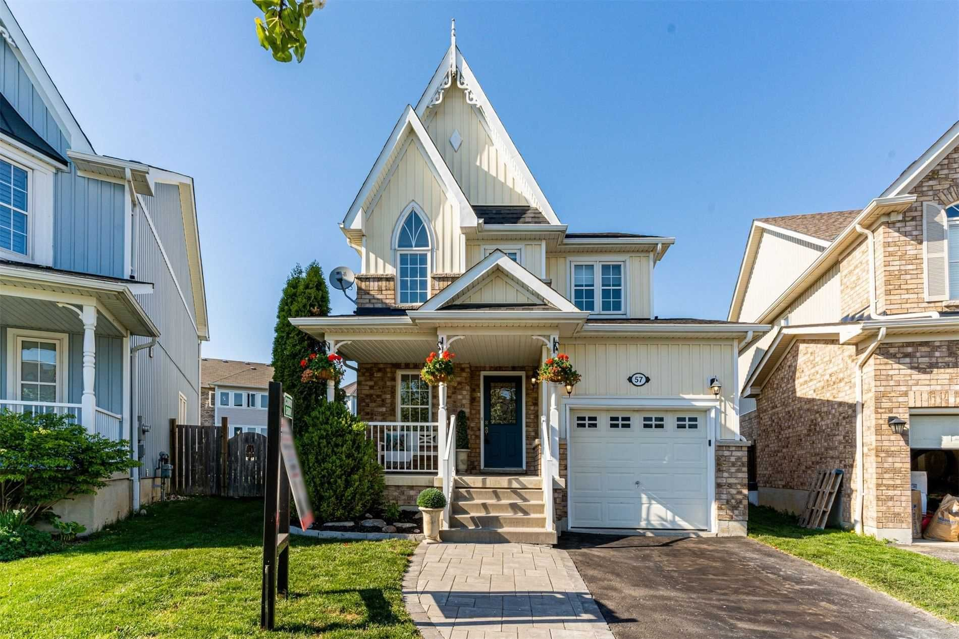 Main Photo: 57 Cranborne Crescent in Whitby: Brooklin House (2-Storey) for sale : MLS®# E5241648