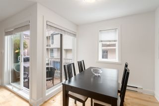 Photo 7: 104 1045 W 8TH Avenue in Vancouver: Fairview VW Townhouse for sale (Vancouver West)  : MLS®# R2448121
