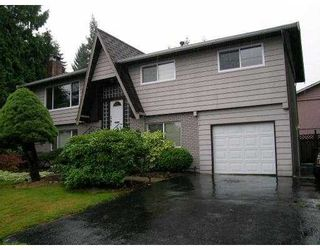 Photo 1: 1980 FOSTER Avenue in Coquitlam: Central Coquitlam House for sale : MLS®# V651925