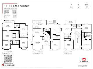 Photo 37: 1718 E 62ND Avenue in Vancouver: Fraserview VE House for sale (Vancouver East)  : MLS®# R2559513