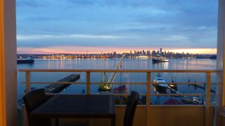 Photo 1: 1107 133 E ESPLANADE in North Vancouver: Lower Lonsdale Condo for sale : MLS®# R2058927