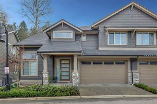 """Photo 1: 18 3103 160 Street in Surrey: Grandview Surrey Townhouse for sale in """"PRIMA"""" (South Surrey White Rock)  : MLS®# R2424792"""
