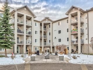Main Photo: 112 1717 60 Street SE in Calgary: Red Carpet Apartment for sale : MLS®# A1050872