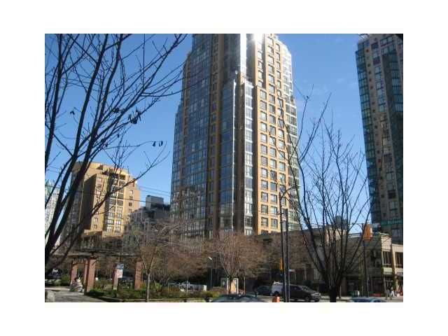 """Main Photo: 1205 1188 RICHARDS Street in Vancouver: Downtown VW Condo for sale in """"PARK PLAZA"""" (Vancouver West)  : MLS®# V822005"""