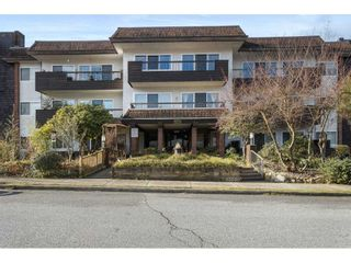 Photo 1: 302 13530 HILTON ROAD in Surrey: Bolivar Heights Condo for sale (North Surrey)  : MLS®# R2546562