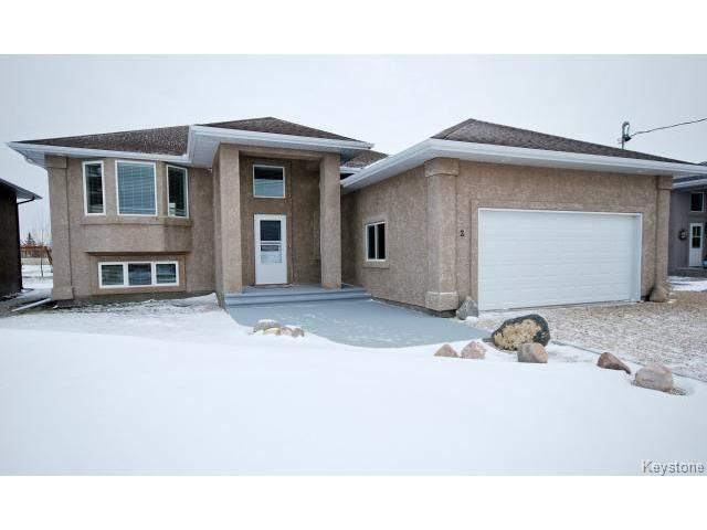 Main Photo: 2 Parkdale Place in STANNE: Ste. Anne / Richer Residential for sale (Winnipeg area)  : MLS®# 1425175