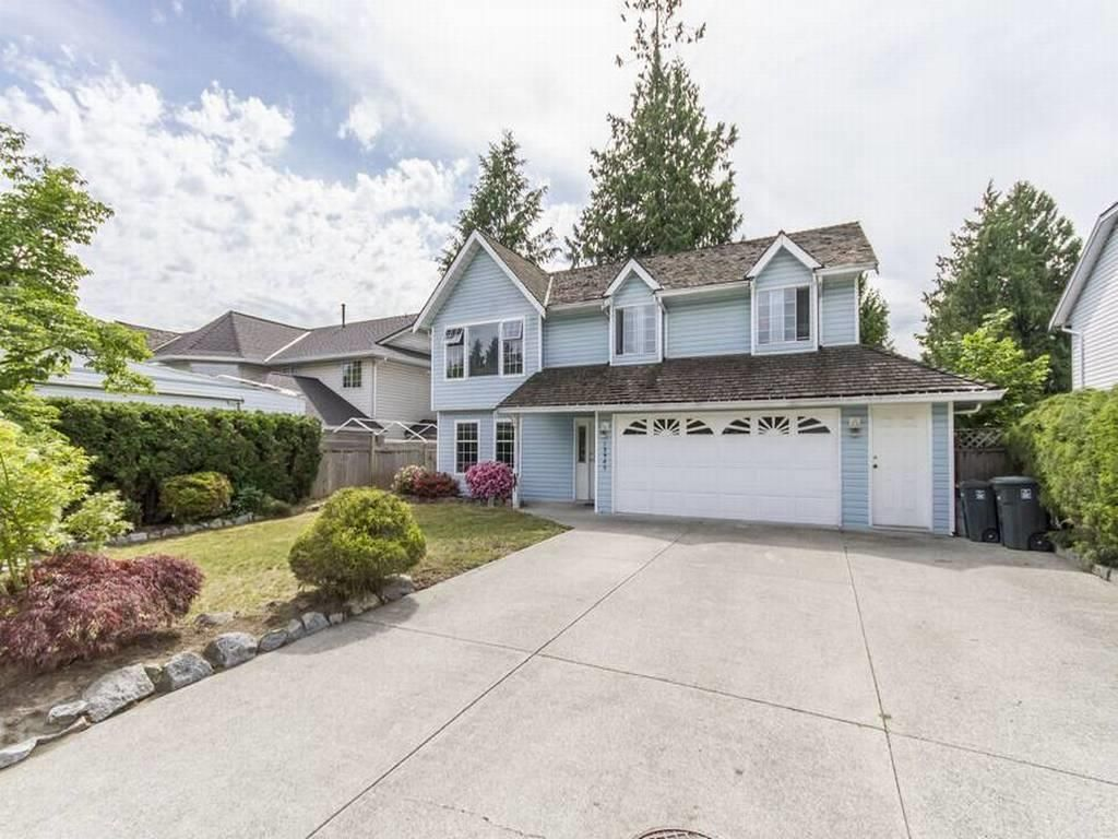 Main Photo: 12345 NIKOLA Street in Pitt Meadows: Central Meadows House for sale : MLS®# R2175045