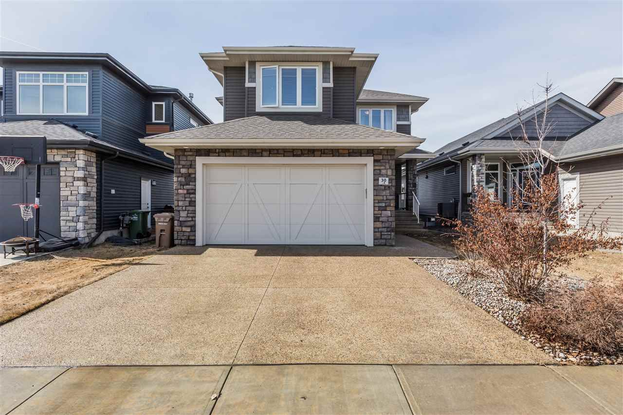 Main Photo: 30 Elise Place: St. Albert House for sale : MLS®# E4236808