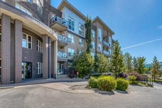 Main Photo: 415 88 Arbour Lake Road NW in Calgary: Arbour Lake Apartment for sale : MLS®# A1147101