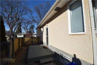 Photo 17: 266 Enniskillen Avenue in Winnipeg: West Kildonan Residential for sale (4D)  : MLS®# 1809794