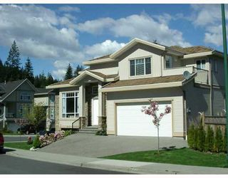 Photo 1: 2015 TURNBERRY Lane in Coquitlam: Westwood Plateau House for sale : MLS®# V674467
