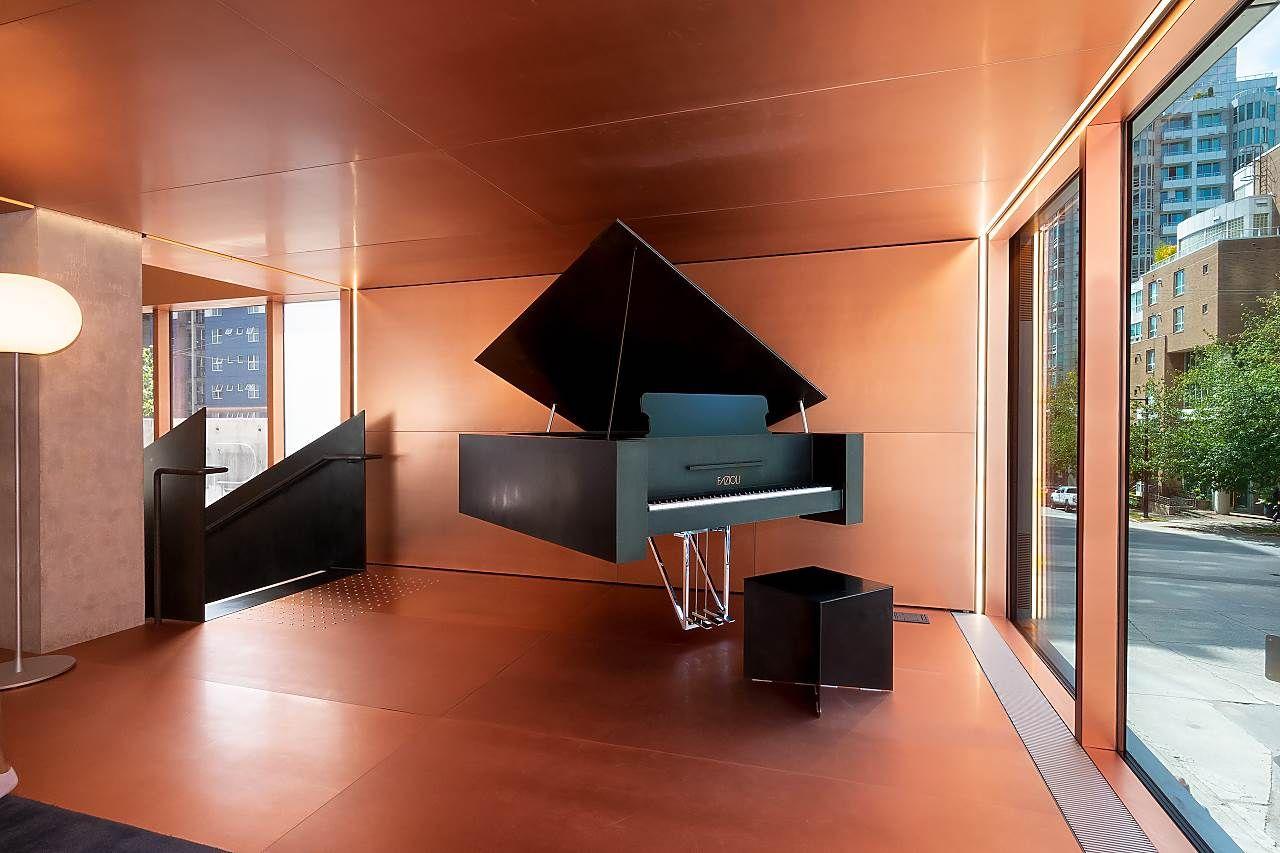 """Photo 30: Photos: 3703 1480 HOWE Street in Vancouver: Yaletown Condo for sale in """"Vancouver House"""" (Vancouver West)  : MLS®# R2527999"""