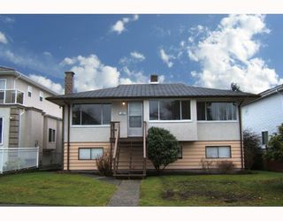 """Photo 1: 1858 UPLAND Drive in Vancouver: Fraserview VE House for sale in """"FRASERVIEW"""" (Vancouver East)  : MLS®# V757797"""