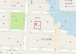 Photo 3: 114 5 Avenue SE in Calgary: Downtown Commercial Core Land for sale : MLS®# A1055846