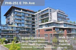 """Photo 21: PH6 251 E 7TH Avenue in Vancouver: Mount Pleasant VE Condo for sale in """"DISTRICT"""" (Vancouver East)  : MLS®# R2542420"""