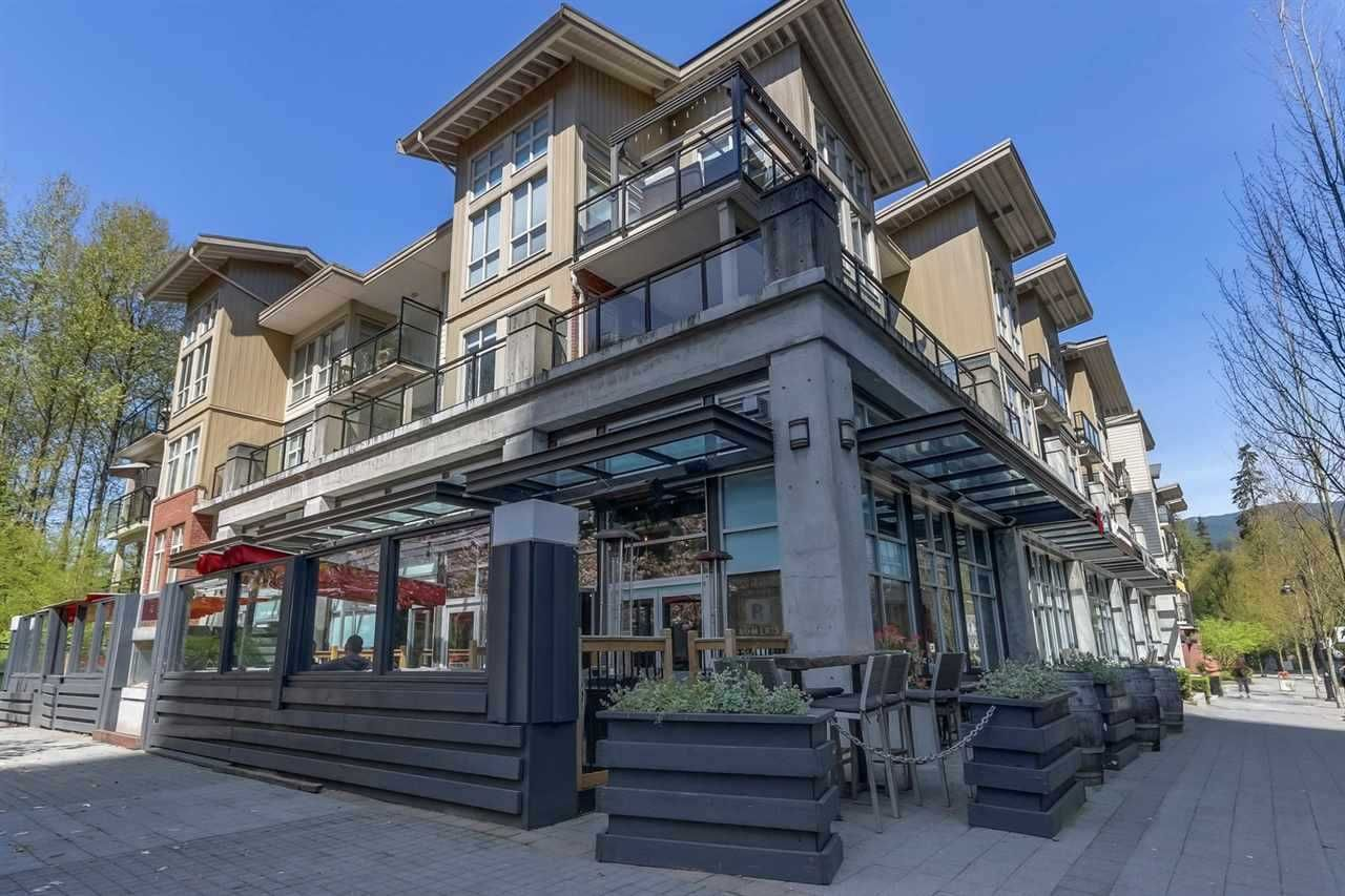 Main Photo: 301 101 MORRISSEY ROAD in : Port Moody Centre Condo for sale : MLS®# R2275145