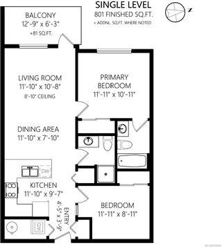 Photo 18: 211 938 Dunford Ave in : La Langford Proper Condo for sale (Langford)  : MLS®# 872644