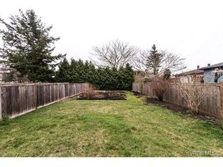 Photo 20: 1607 Chandler Ave in VICTORIA: Vi Fairfield East Half Duplex for sale (Victoria)  : MLS®# 753476