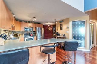 """Photo 5: A424 2099 LOUGHEED Highway in Port Coquitlam: Glenwood PQ Condo for sale in """"SHAUGHNESSY SQUARE"""" : MLS®# R2180378"""