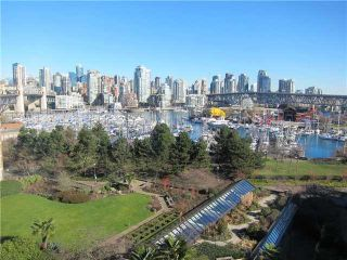 """Main Photo: 702 1470 PENNYFARTHING Drive in Vancouver: False Creek Condo for sale in """"TWO HARBOUR COVE"""" (Vancouver West)  : MLS®# V1006870"""