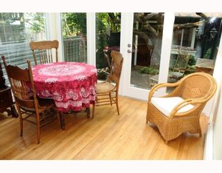 Photo 6: 3103 W 3RD Avenue in Vancouver: Kitsilano 1/2 Duplex for sale (Vancouver West)  : MLS®# V771604