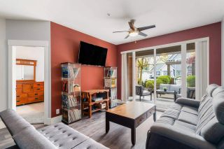 Photo 4: 109 33545 RAINBOW Avenue in Abbotsford: Central Abbotsford Condo for sale : MLS®# R2575018